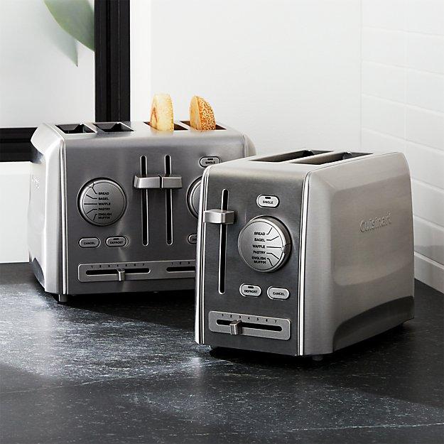 Cuisinart ® Custom Select Toasters