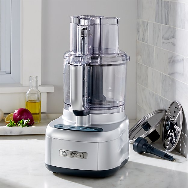 Cuisinart elemental 11 cup food processor reviews crate and barrel cuiselite11cupfdprcsrslvrshf16 forumfinder Choice Image