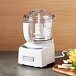 Cuisinart ® Elite Collection White/Stainless Steel Mini Prep