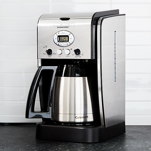 cuisinart coffee makers cuisinart 174 10 cup thermal brew coffee maker 13297