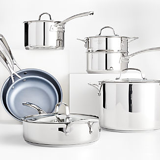 Cuisinart ® Forever Stainless Collection Cookware Set