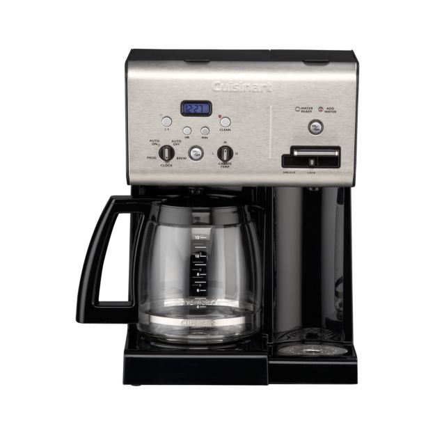Cuisinart Programmable 12 Cup Coffee Maker with Hot ...