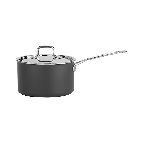 Cuisinart ® MultiClad Unlimited ™ 4 qt. Saucepan with Lid