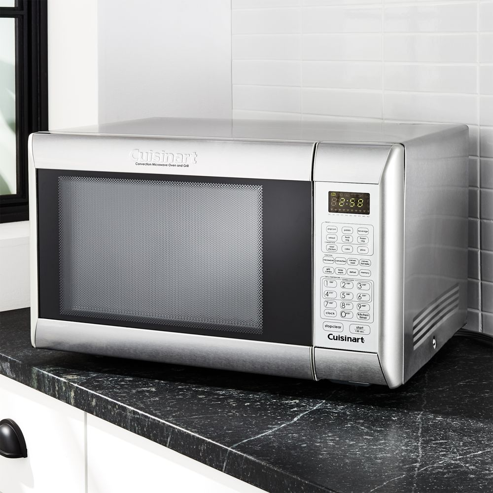Cuisinart ® Microwave Oven with Grill - Crate and Barrel