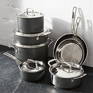 Cuisinart ® MultiClad Unlimited ™ 12-Piece Cookware Set