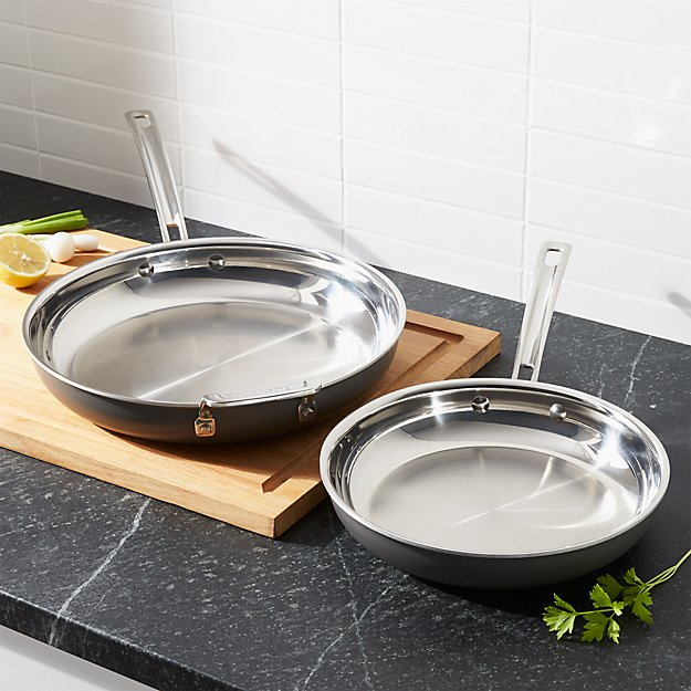 Cuisinart ® MultiClad Unlimited ™ Fry Pans