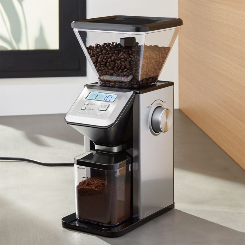 Cuisinart Coffee Grinder Reviews Crate And Barrel
