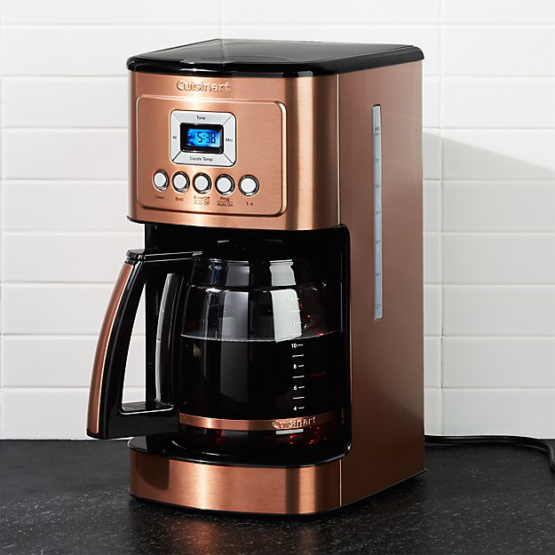 Cuisinart DCC-3200 PerfecTemp Review | Friedcoffee