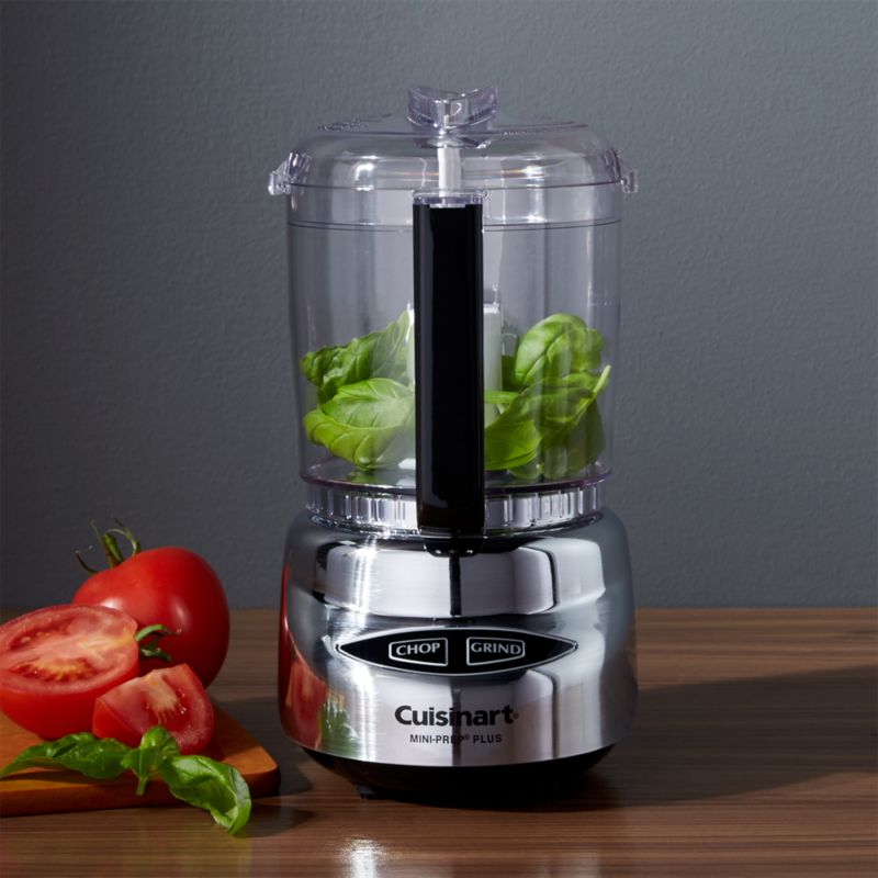 Cuisinart stainless steel mini prep plus reviews crate and barrel forumfinder Gallery