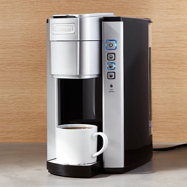 Cuisinart Single Serve Brewer Reviews Crate And Barrel