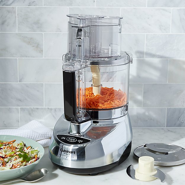 Cuisinart 9 cup food processor reviews crate and barrel forumfinder Image collections