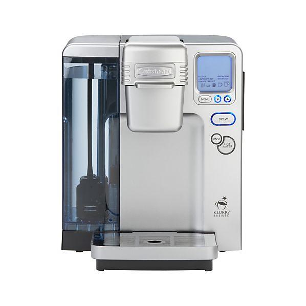 Cuisinart ® Single Serve Coffee Maker