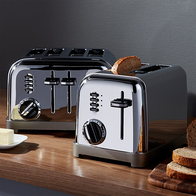 cuisinart classic toasters crate and barrel