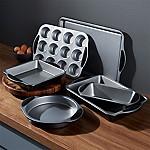 Cuisinart ® 6-Piece Nonstick Bakeware Set
