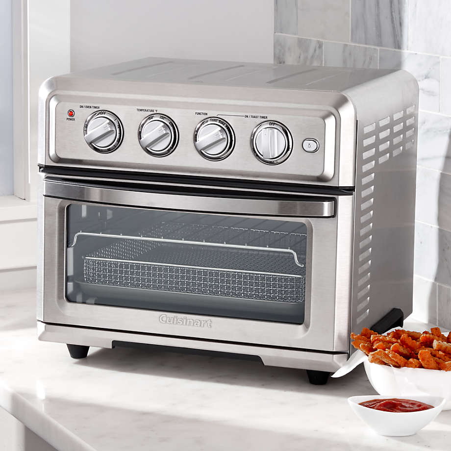 Cuisinart Airfryer Toaster Oven Reviews Crate And Barrel