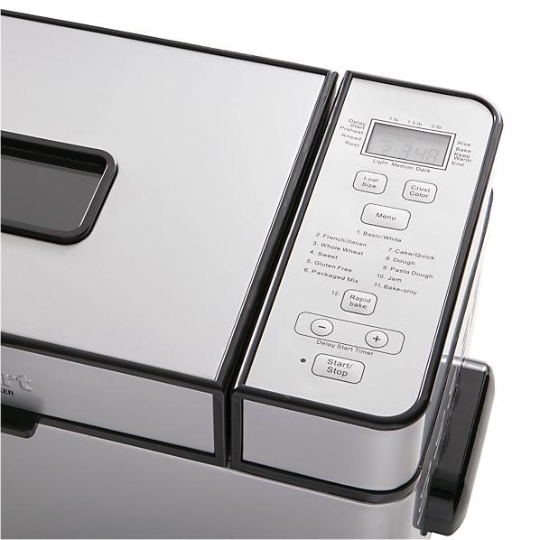 CuisinartAutomaticBreadMakerAVF15