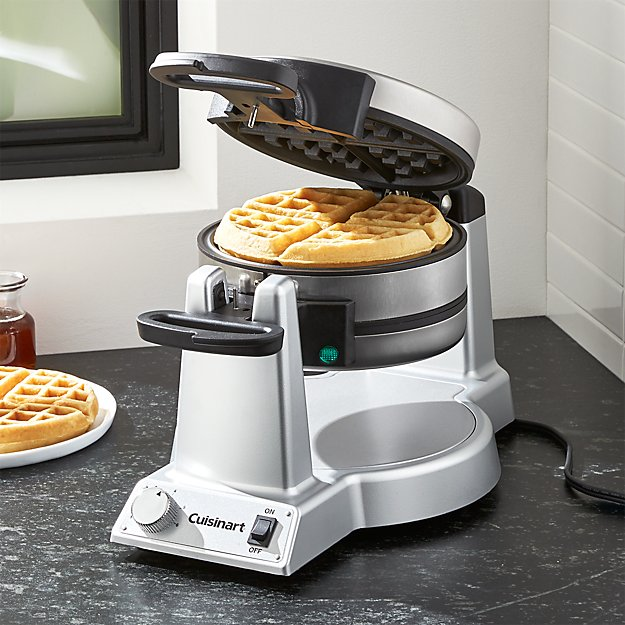 Cuisinart double belgian waffle maker reviews crate for Houzz pro account cost