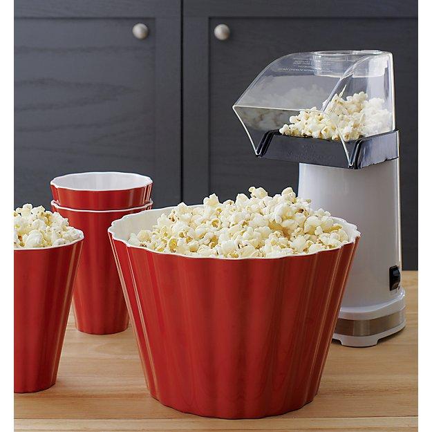 cuisinart hot air popcorn maker reviews crate and barrel. Black Bedroom Furniture Sets. Home Design Ideas