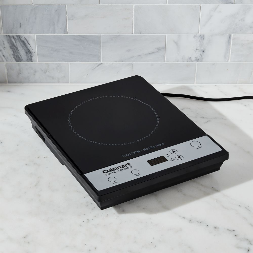 Cuisinart ® Induction Cooktop - Crate and Barrel