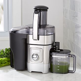 Juice Art Slow Juicer Istruzioni : Healthy Juicers, Juice Extractors and Slow Juicers Crate and Barrel