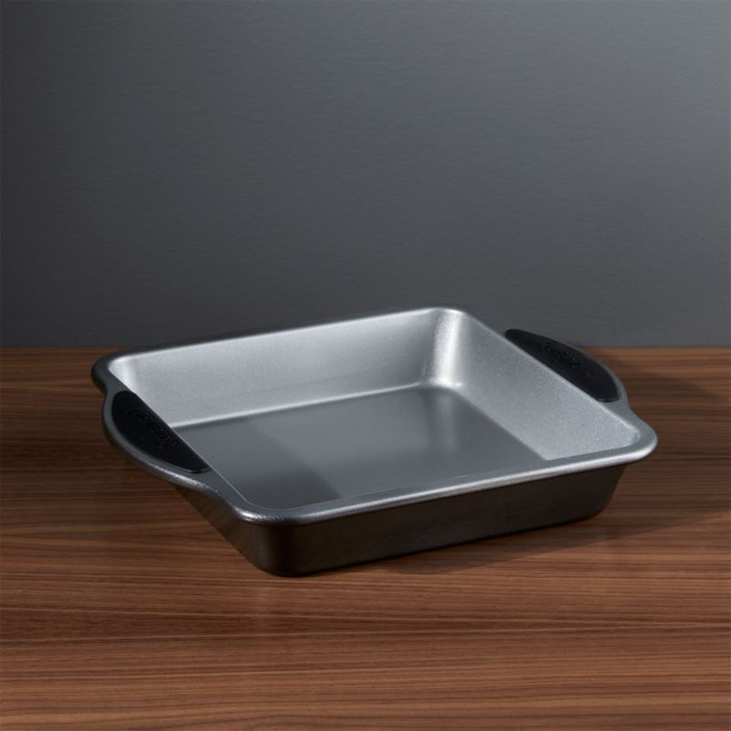 Cuisinart 9 Quot Square Cake Pan Reviews Crate And Barrel