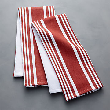 Kitchen Linens: Dish Towels and Aprons | Crate and Barrel