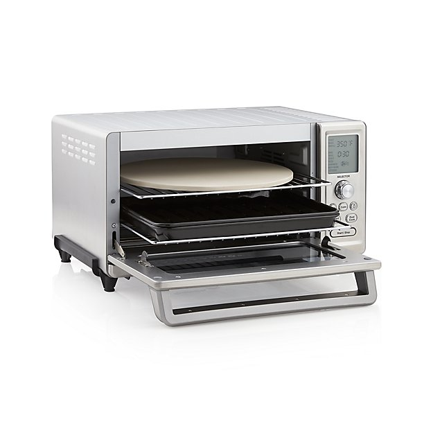 Cuisinart Chef S Convection Toaster Oven With Broiler In