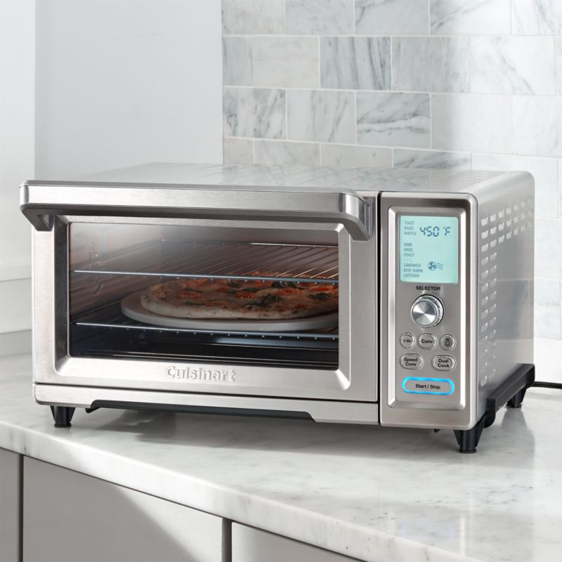 Cuisinart Chef S Convection Toaster Oven With Broiler Reviews Crate And Barrel