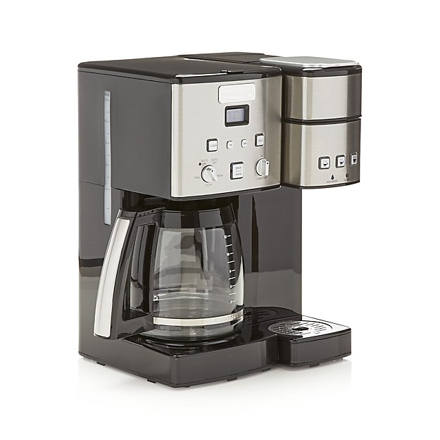 Cuisinart ® Combination K-cup/Carafe Coffee Maker | Crate ...