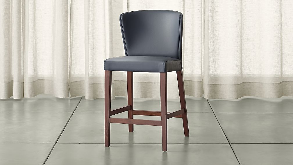 Curran Grey Counter Stool - Image 1 of 7