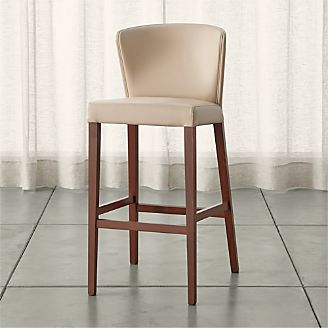 Bar Stools And Counter Stools Crate And Barrel