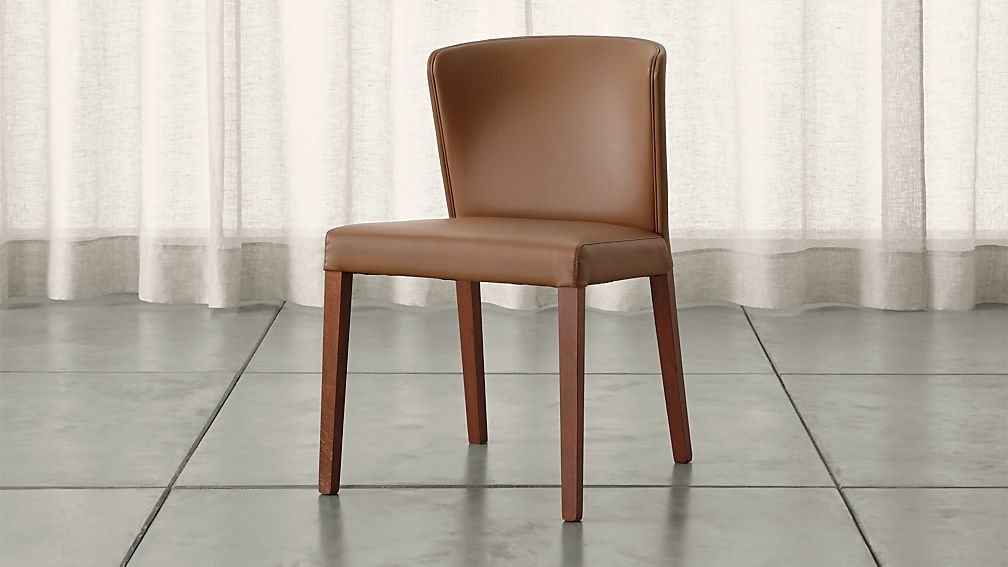 Curran Carmel Dining Chair - Image 1 of 9