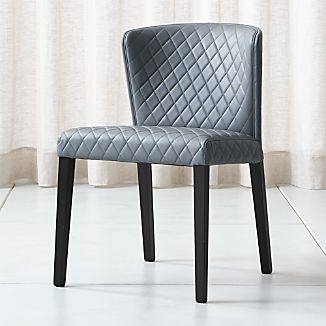 shop dining chairs kitchen chairs crate and barrel. Black Bedroom Furniture Sets. Home Design Ideas