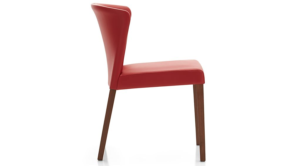 Curran Red Dining Chair