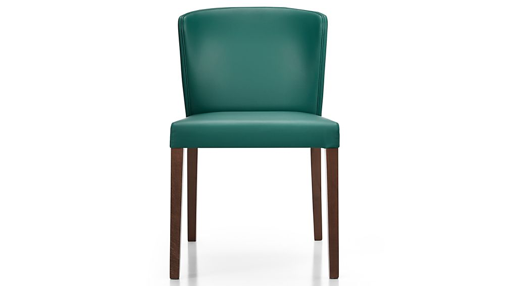 Curran Teal Dining Chair