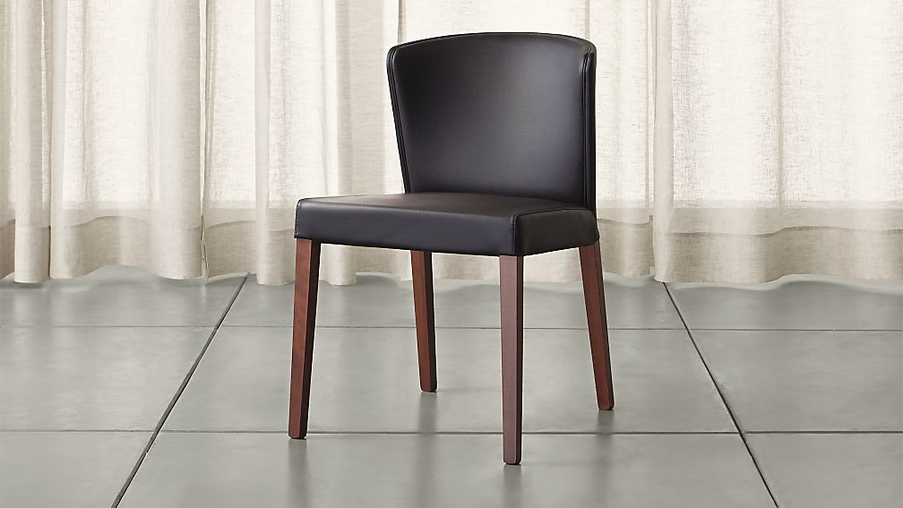 Curran Moss Brown Dining Chair - Image 1 of 9