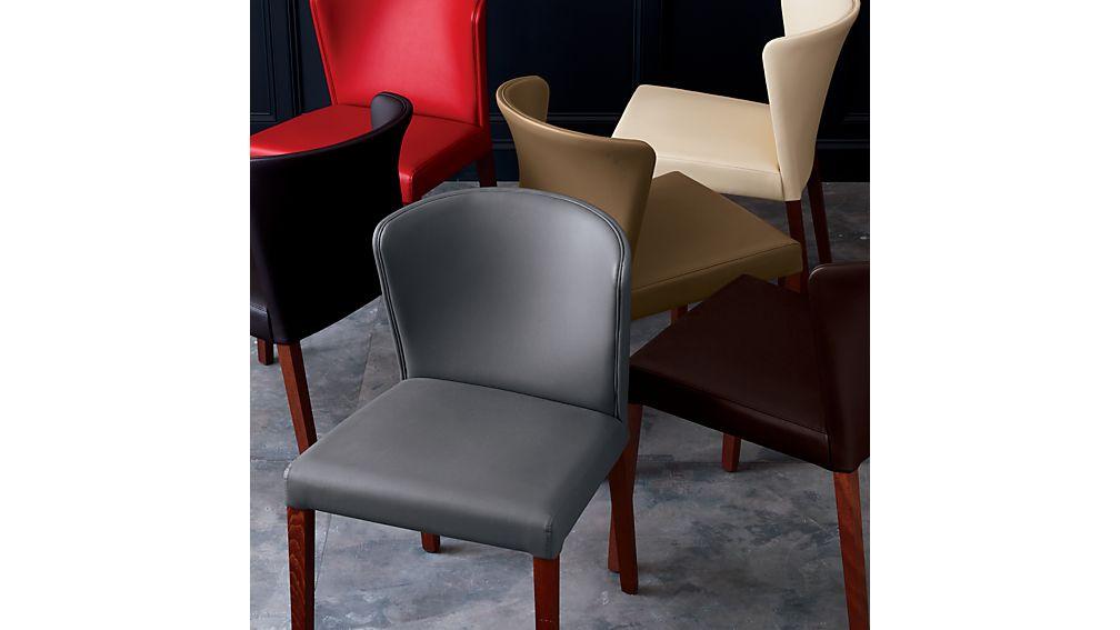 Curran Black Dining Chair