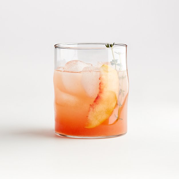 Current Double Old-Fashioned Glass - Image 1 of 2