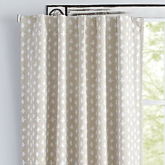 Freehand 96 Beige Blackout Curtain
