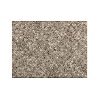 Curtis Grey Geometric Rug 9'x12'