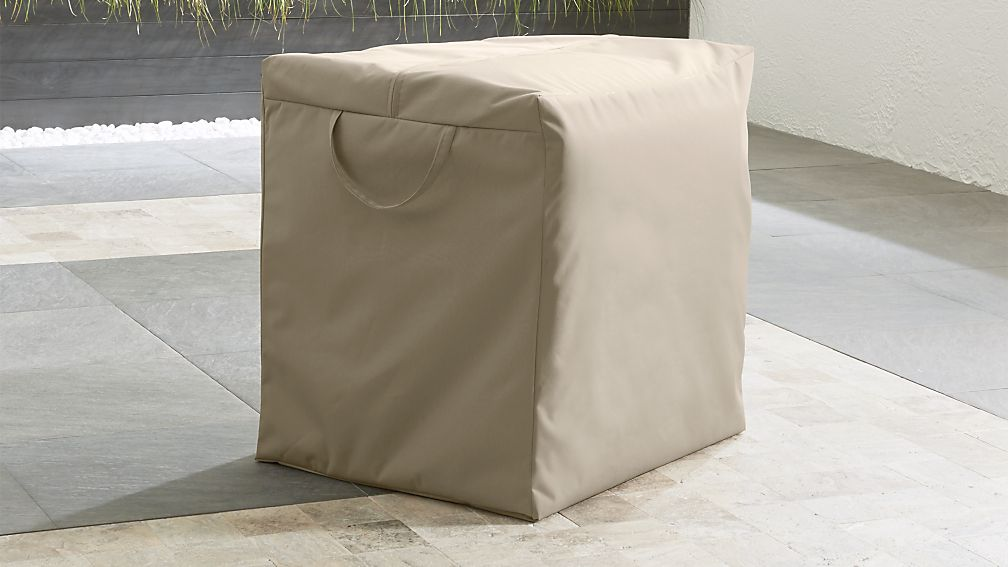 Outdoor Dining Lounge Cushion Storage Bag
