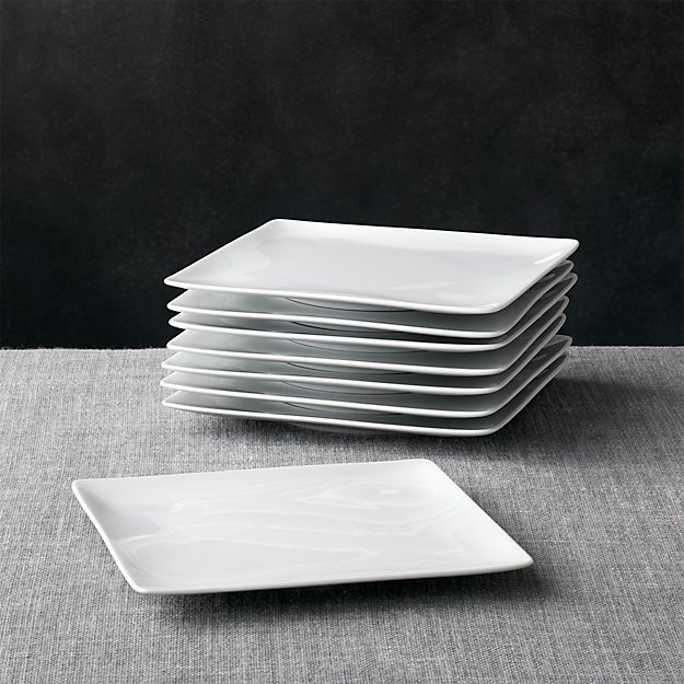 Set of 8 Cyd Salad Plates