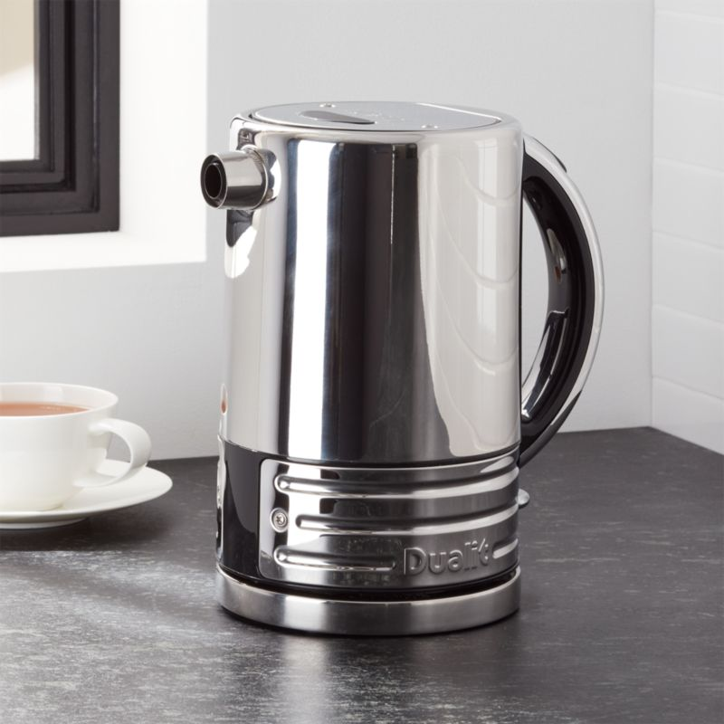 1 5 Liter Dualit Electric Kettle Reviews Crate And Barrel