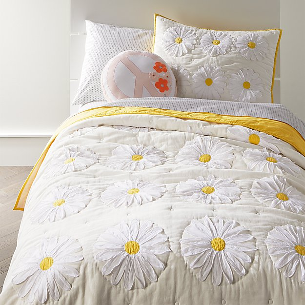 Daisy Quilt Crate And Barrel