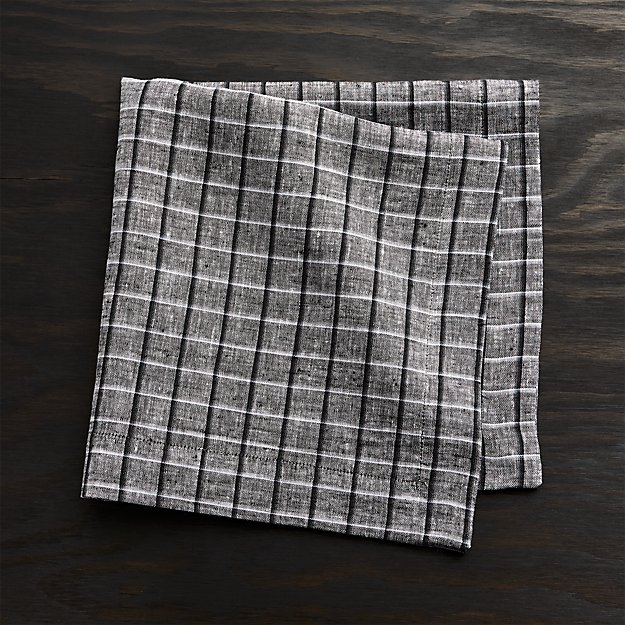 Dapper Linen Dinner Napkin