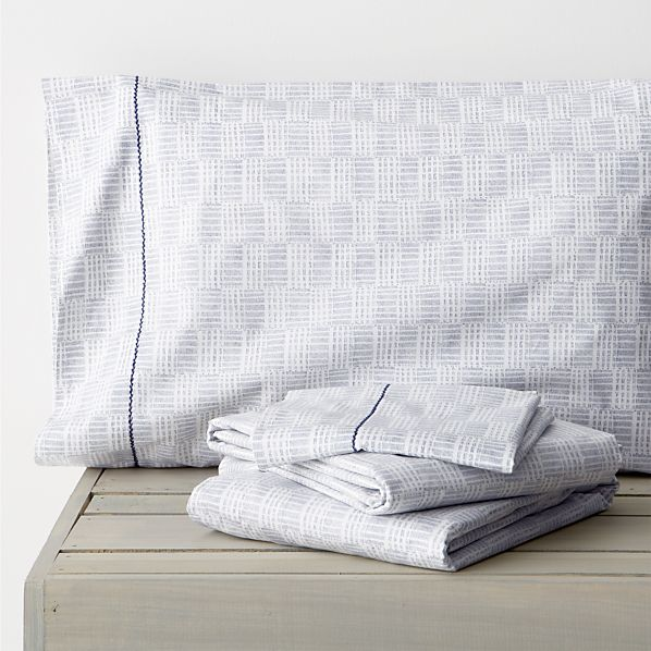 Dash Queen Sheet Set