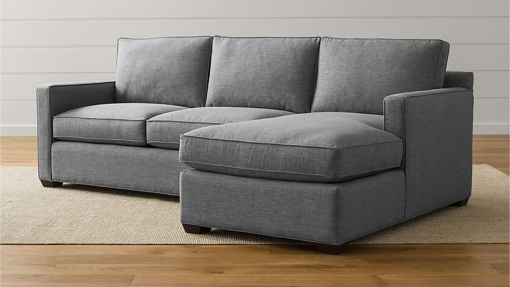 Davis 2-Piece Sectional Sofa