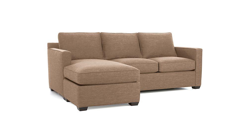Davis 3-Seat Queen Sleeper Lounger