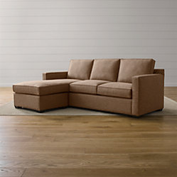 Davis Queen Sleeper Sofa Darius Graphite Crate And Barrel