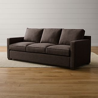 davis 3seat queen sleeper sofa